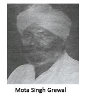 Mota Singh Grewal