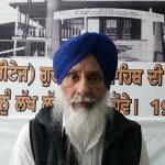 Recording Secretary - Rajved Singh Sidhu
