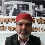 Vice President Bhajan Singh Toor