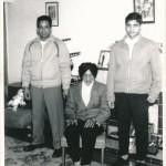 Jarnail Singh Sandhu, Bikkerma Singh and Buta Singh Sandhu