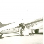 1947 May old Van Airport to S.Fran to India