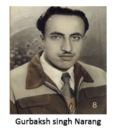 Gurbaksh S. Narang - Final