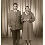 Indar Singh Gill & Kartar Kaur Gill 1952