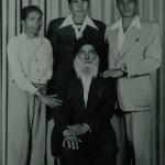 Jiwan Singh Gill (KGM Passenger) with Dharm Singh Gill far right