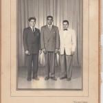 Pic 2 (L-R Gurbaksh Dhaliwal, Cousin, Dad's Cousin)