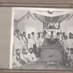 Pic 9 Hill Crest Gurudwara(Gurbaksh's Father(Secretary of Gurudwara) 2nd from left