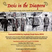 Lunch Date : 10 June Location: Sikh Museum